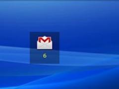 GmailUnreadCounter Widget 2 1.1.5 Screenshot
