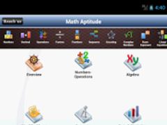 GMAT Math Lite  Screenshot