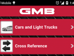 GMB Catalog 2.1.1 Screenshot