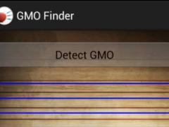 GMO Finder 1.5 Screenshot