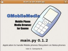 gMobileMedia 0.4.1 Screenshot