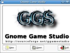 Gnome Game Studio 0.1 Screenshot