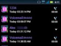GO Contacts Rainbow Cheetah 1.1 Screenshot