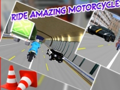 Go Crazy Bike Traffic Racing Pro 1.1 Screenshot