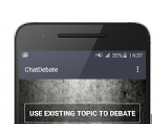 Go Debate 1.0 Screenshot