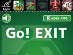 Go!EXIT 1.0.2 Screenshot