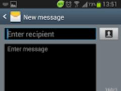 GO Keyboard Dark Chocolate 1.0.8 Screenshot