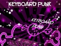 GO Keyboard Emo Punk 4.172.54.79 Screenshot