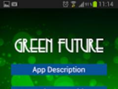 GO Keyboard Green Novelty 1.0 Screenshot