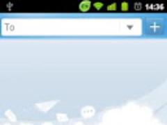 GO Keyboard Mac Theme 1.0 Screenshot