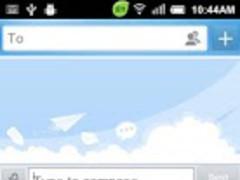 GO Keyboard Painting theme 1.0 Screenshot