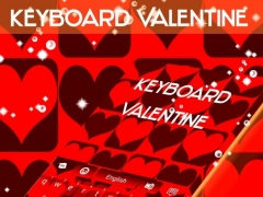 GO Keyboard Valentine Theme 4.172.106.72 Screenshot