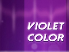 GO Keyboard Violet Color 1.185.1.102 Screenshot