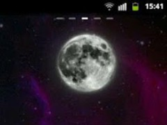 GO Launcher Cosmic Sky Theme 4.7 Screenshot