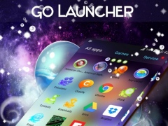 GO Launcher Elements 4.179.106.83 Screenshot