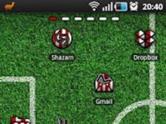 GO Launcher EX Theme Bilbao 1.0 Screenshot