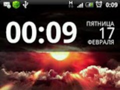 Go Launcher EX theme by Leo 1.1 Screenshot