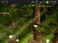 Theme Forest GO Launcher EX 4.6 Screenshot