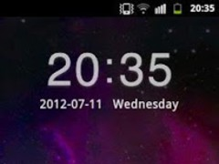 GO Locker Theme Galaxy Star 12.2 Screenshot