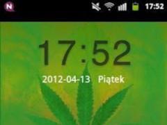 GO Locker Theme WEED GANJA 4.7 Screenshot