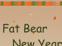 GO SMS Fatbear Theme 1.0 Screenshot