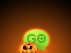 GO SMS Pro Halloween 2 theme 1.2 Screenshot