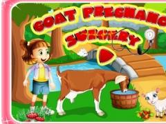 Goat Pregnancy Surgery – Pet vet doctor & hospital simulator game for kids 1.0 Screenshot