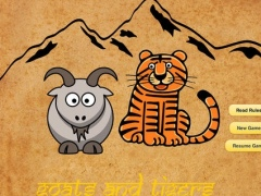Goats and Tigers: Bagh-Chal Redux 1.0 Screenshot