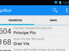 goBus Madrid EMT 1.1 Screenshot
