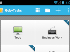 Goby Task To-do List Free 1.23 Screenshot