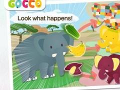 Gocco Zoo - Paint & Play 1.5 Screenshot