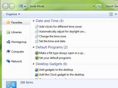 GodMode Installer 1.0.6 Screenshot