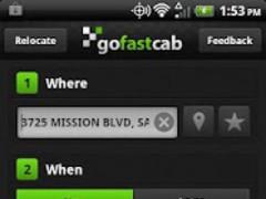 GoFastCab 1.3.2 Screenshot