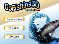 GoFishing3d 1.3 Screenshot