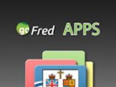 goFred Apps 0.2 Screenshot