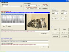 GOGO Batch Image Converter ActiveX OCX 2.12 Screenshot