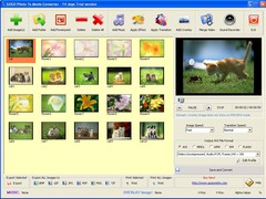 GOGO Photo To Movie Converter 1.0 Screenshot