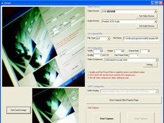 GOGO Webcam Capture ActiveX Control 2.12 Screenshot