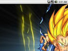 Goku HD Live Wallpaper 1.0 Screenshot