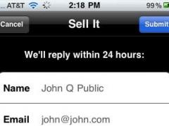 Gold Buyer 1.0 Screenshot