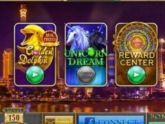 Gold Dolphin Slots HD - Real Rewards 1.3 Screenshot