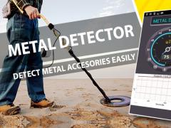 Gold & Metal Detector HD 1 1 Free Download