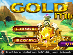 Gold Miner HD New 2.01 Screenshot