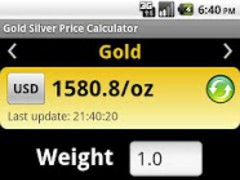 Gold Price Calculator Free 1 7 0 Free Download
