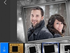 Gold & Silver Photo Frames - make eligant and awesome photo using new photo frames 1.0.0 Screenshot