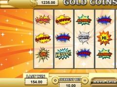 Gold Slots Free - Royal casino: Hot Las Vegas Games 1.0 Screenshot