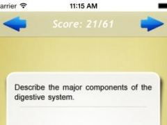 Gold Standard GAMSAT Science Review Flashcards 1.0 Screenshot