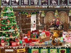 Challenge #168 Golden Christmas Free Hidden Object 75.0.0 Screenshot