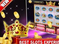 Golden Crown - Luxury Las Vegas & Lucky Jackpot Mania Game Free 1.0 Screenshot