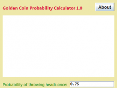 GoldenCoin 1.0 Screenshot